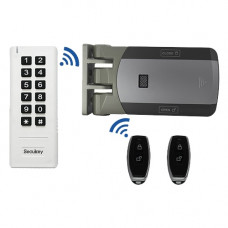 Kit cititor de proximitate stand alone cu tastatura wireless Secukey YLI-D1, RFID, 50 m, 500 utilizatori