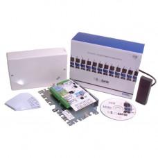 Kit de acces TDSI MG2-EXPROX, 50 carduri, 4 intrari, 2 iesiri