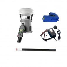 Kit dispozitiv testare detectori de fum/temperatura TESTIFIRE 1001-1-101, 1 baterie