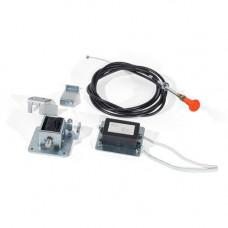 Kit incuietoare electrica pentru usi glisante de sticla Motorline MELE01
