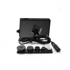 Kit Mini DVR cu microcamera ascunsa in nasture/surub LawMate PV-500N, 2 MP, WiFi