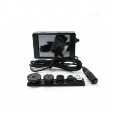 Kit Mini DVR cu microcamera ascunsa in nasture/surub LawMate PV-500NP, 2 MP, WiFi
