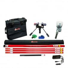 Kit testare/demontare detectori de fum/CO/temperatura TESTIFIRE 9201-1-101, max 9 m, 1 baterie