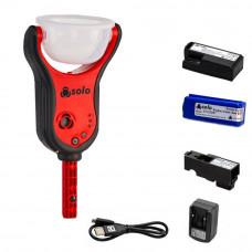 Kit tester detectori de fum SOLO365-001