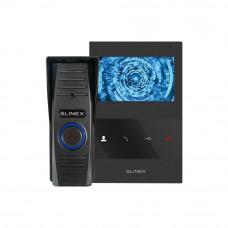 Kit videointerfon Slinex VID-SLI-01, 1 familie, 4 inch, aparent