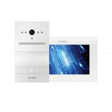 Kit videointerfon Slinex VID-SLI-04, 1 familie, 7 inch, aparent
