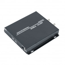 Kit convertor video HD UTP102HV-FS20-1080 analogic, 20 km, 75 ohm