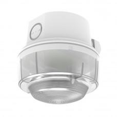 Lampa semnalizare conventionala de exterior Hochiki CWST-WR-W5, IP65, LED rosu, carcasa PC-ABS alb