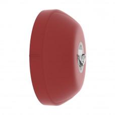 Lampa de incendiu adresabila pentru perete Hochiki ESP CHQ-WB(RED)/WL, 15 m, LED alb, carcasa PC+ABS rosu