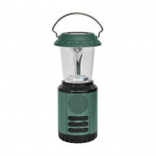 Lampa multifunctionala cu panou solar Bresser Solar-Dynamo 9610230