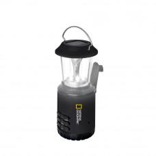 Lampa multifunctionala cu panou solar National Geographic 9048500