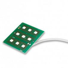 Lampa de semnalizare cu LED pentru bariera BENINCA EVA.LAMP