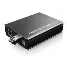 Media convertor UOF7201E, 100 Mbps, 1 port SFP