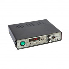 Media Player Audio Studio-M MINI-RACK AS-1, USB-BT-Tuner FM, Mic In, USB/SD-Card