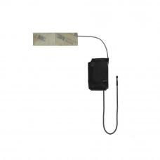 Microfon spion gpr-750+, GSM, callback, 7.8 zile standby, microfon extins