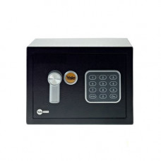 Mini seif rezidential YALE YSV/170/DB1, negru, otel