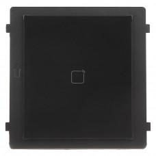 Modul cititor carduri pentru videointerfon HIKVISION DS-KD-M, Mifare, 12 V, aparent/ingropat