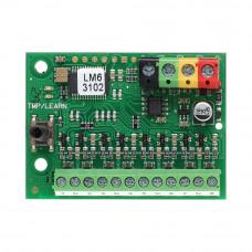 Modul conectare contacte magnetice JABLOTRON 100 JA-118M, adresabil, 8 intrari