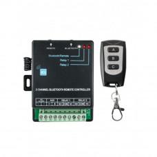 Modul control acces cu bluetooth si telecomanda YK-GO1000-BT-TC-2, 1000 utilizatori, 99 evenimente