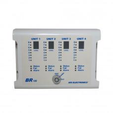 Modul de afisare la distanta AVS Electronics BR 100, max 4 bariere, RS485, LED