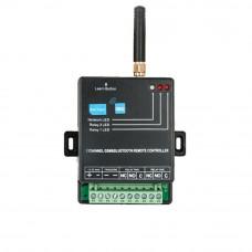 Modul de control acces cu bluetooth si GSM YK-GO1000-GSM-BT-2, 1000 utilizatori, 99 evenimente