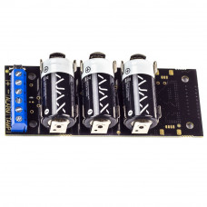 Modul de integrare wireless Ajax Transmitter, puls/bistabil, accelerometru, 1600 m