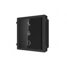 Modul indicator de stare pentru videointerfon HIKVISION DS-KD-IN, IP 65, 2 W, ingropat/aparent