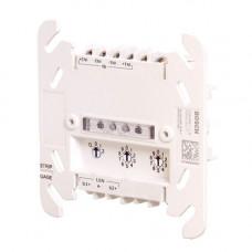 Modul interfata de monitorizare adresabil Bosch FLM-420-I2-E, 2 intrari, sina DIN, IP30