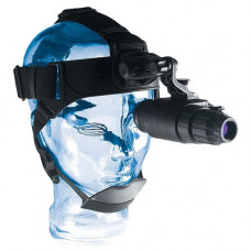 Monocular Night Vision Pulsar Scope Challenger GS 1x20 Head Mount Kit 74095