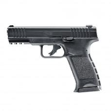Pistol cu bile de cauciuc Umarex TPM 1 T4E, cal.43 – black