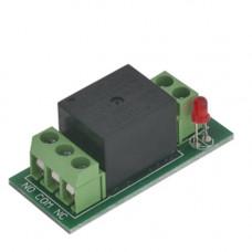Placa cu releu PCB-506A, LED, convertor