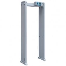 Poarta detectie metale ARSENAL-600T.S/18, 18 zone, 110-240 V, 60 persoane/minut