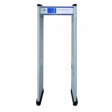 Poarta detectie metale MDG-760, 24 zone, 110-240 V, 5.7 inch