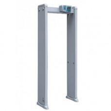 Poarta detectie metale ARSENAL-300T/6, 110-240 V, 6 zone, 60 persoane/minut