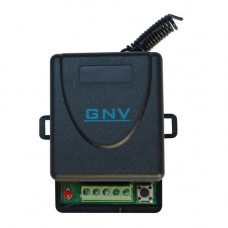 Receptor Genway YET 401PCV.4, 4 relee, wireless, 500 telecomenzi cod fix