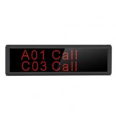 Receptor fix Y-900, indicare luminoasa si sonora, 400 statii