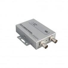 Receptor video activ UTP101AR, cablu UTP,