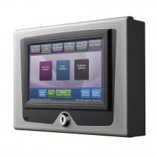Repetor centrala de incendiu Kentec Taktis Vision TADEF0001001, LCD, IP30, ingropat