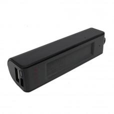 Reportofon digital si acumulator extern MEMOQ MQ-L500, 16GB, 576 ore, 3000mA, activare vocala