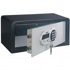 Seif antiefractie tip laptop cu cifru electronic Rottner Traveller T05812, 24 L, 13 Kg