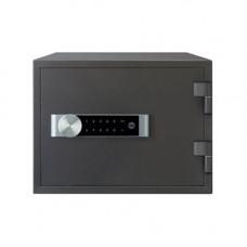 Seif mediu rezistent la foc YALE YFM/352/FG2/B, negru, metal