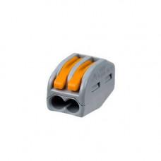 Set conector PCT-212 cu 2 poli pentru doza 0.08 - 2.5 mm, fir litat, 10 BUC