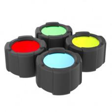 Set filtre pentru MT14 Led Lenser A8.Z501039, 39 mm