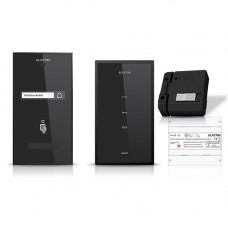 Set intefon Electra Smart INT-ELEC-02, 1 familie, RFID, 230 V