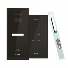 Set interfon Electra Smart INT-ELEC-15, 1 familie, RFID, 230 V