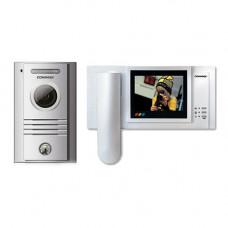 Kit videointerfon Commax ECO SET PRO, 1 familie, 5 inch, aparent