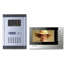 """Set videointerfon TOP2003DVC-2B +FM03MBVC-19(7""""""""), 1 familie, 7 inch, aparent"""