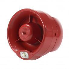 Sirena conventionala cu flash Argus Security CWS100-AV, 100 dB, 32 tonuri, IP65