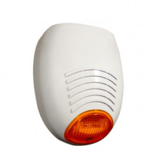 Sirena de exterior cu flash AMC SR 135, 110 dB, IP54