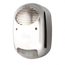 Sirena de exterior cu flash Inim IVY-BM, 103 dBA, BUS, cromata